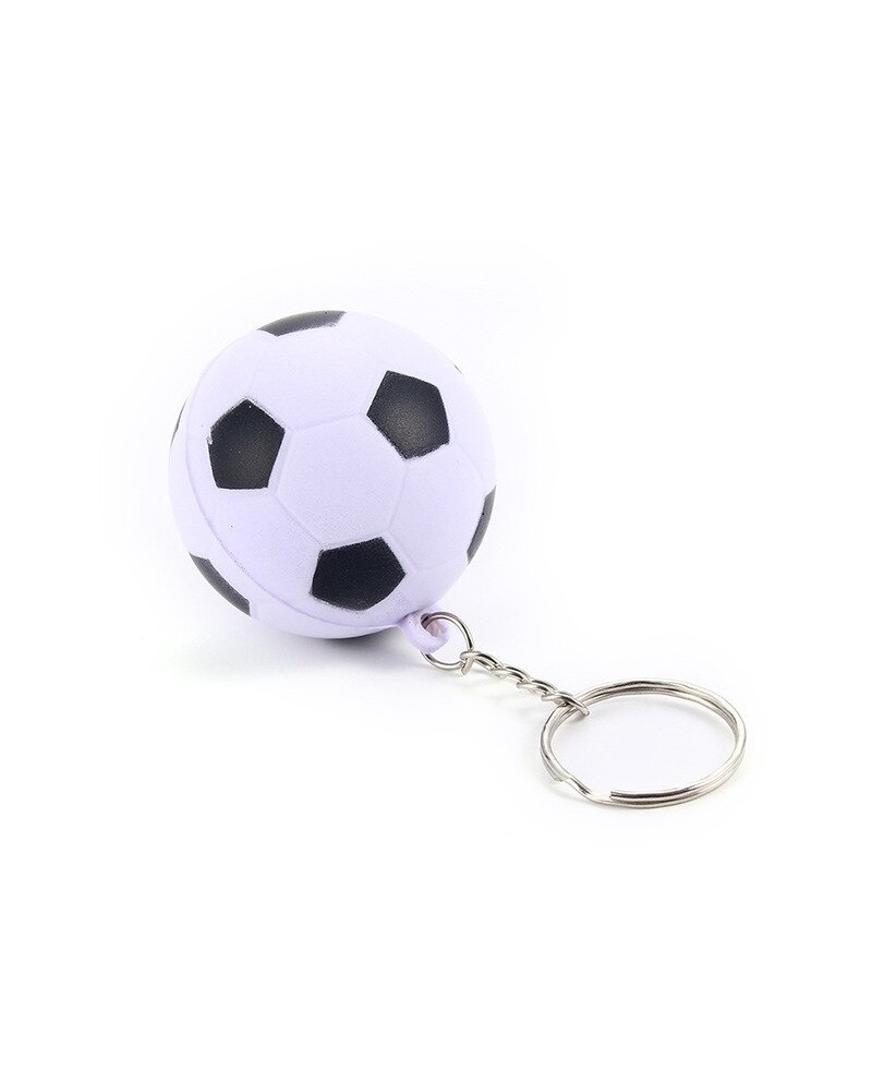 Fournisseur Porte Clef Ballon de Football Squishy Anti Stress