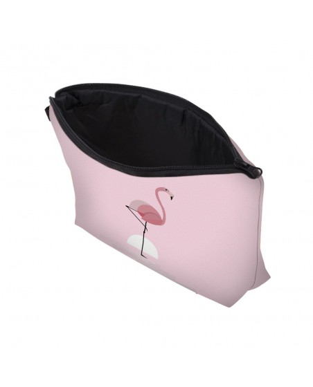 Fournisseur Trousse de Toilette Zippée Flamand Rose Sunset