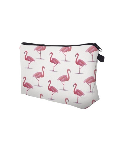 Fournisseur Trousse de Toilette à Tirette Flamand Rose